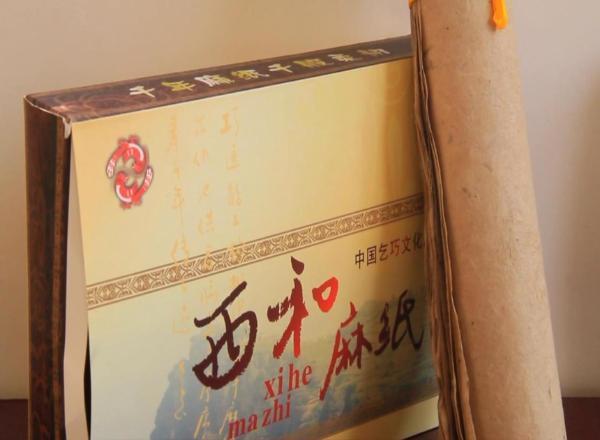 百城百艺 非遗名录 | 你知道什么是古代造纸术的活化石吗?