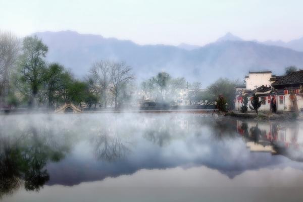 快来安徽全国乡村旅游重点村镇!