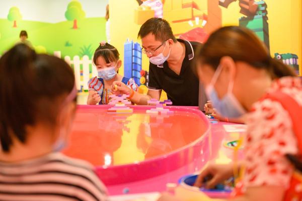 寓教于乐,打造优质亲子关系:北京乐高探索中心快闪店首进西安