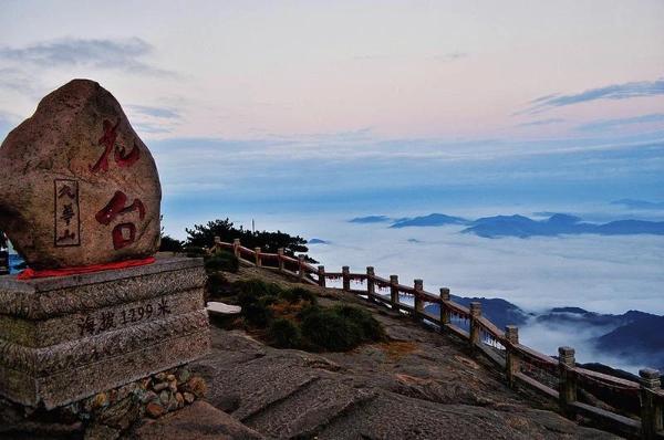 安徽超级适合情侣出游的八个景点,你去过几个?