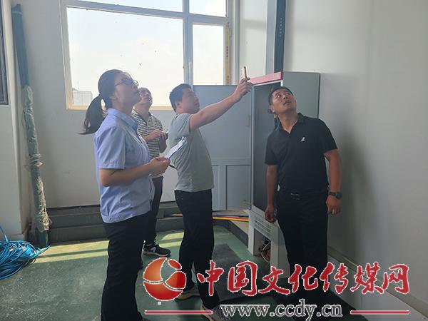山东沂南:辛集镇开展家具行业安全整治工作