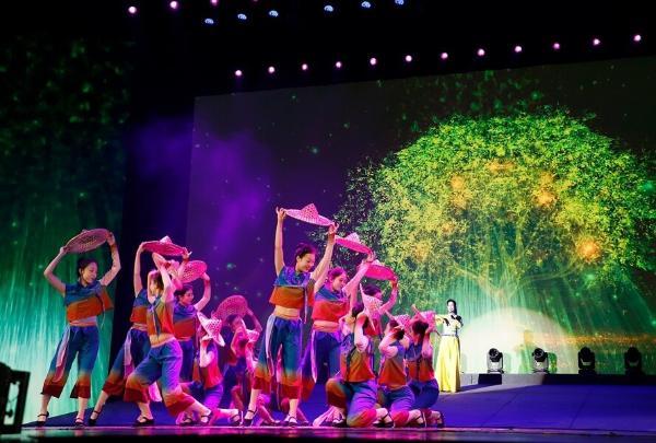 2021陕西省群众文化节:奏响红色乐章 奋力开启文化惠民新征程