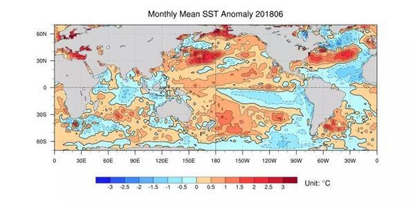 今年秋季将进入厄尔尼诺状态 我国秋台风或较常年偏强