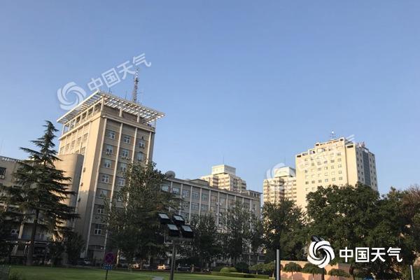 本周北京云淡风轻雨水少 高颜值天空将持续在线