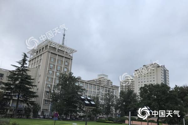 今天北京雨水持续最高气温27℃ 周二起云淡风轻宜晾...