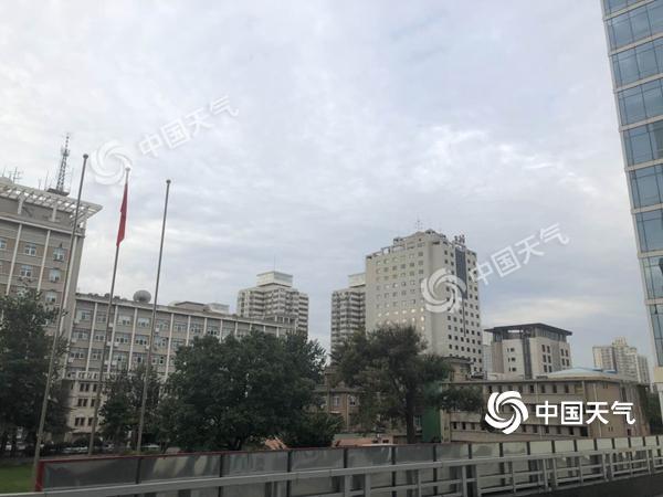 北京开启入秋进程 21日起弱冷空气来袭