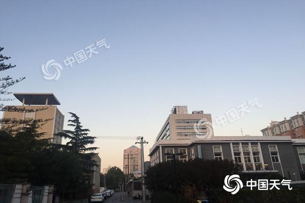 今天北京回暖至20℃ 明起冷空气将携大风降温降雨齐...