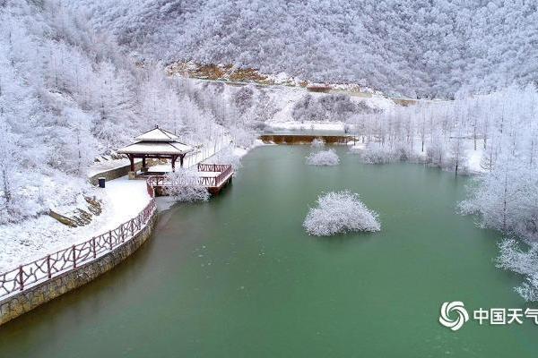 重庆红池坝现绝美雪色 每一幅图都可以当壁纸