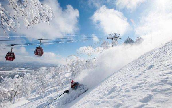 北海道滑雪自由行,带你深入了解北海道