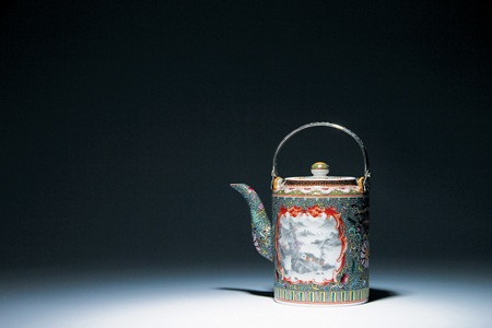 北京潘家园陶瓷文化周展商速览