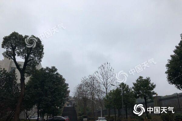 """湖南未来一周雨水""""霸屏"""" 需警惕地质灾害发生"""