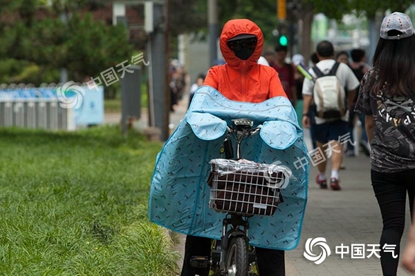 今日北京热情似火 最高温直奔37℃!
