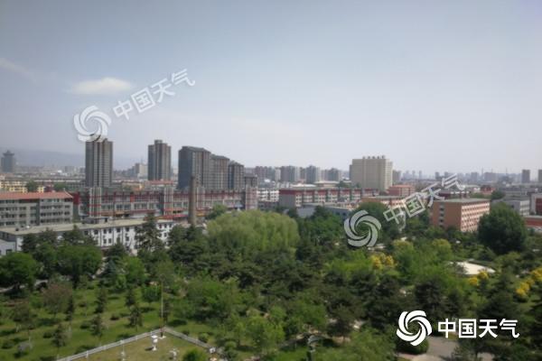 高考期间内蒙古西部闷热 东部需防强对流