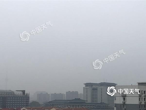 今夜北京西部北部有雷雨
