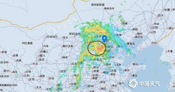 一大波降雨来袭!北京晚高峰或受影响 今夜局地有暴雨