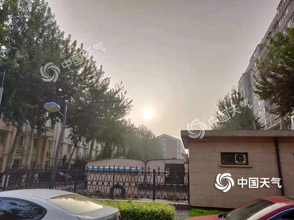 """北京高温高湿体感""""闷蒸"""" 未来一周闷热持续"""