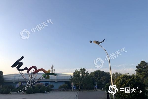 北京晴天上线炎热回归 今天最高温升至33℃