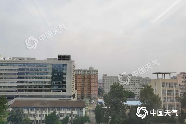 """今明天北京山区雷雨仍""""不下线"""" 最高气温30℃左右"""
