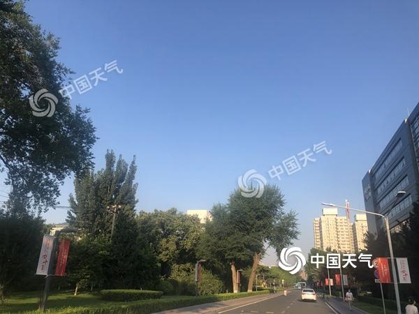 热!今明天北京高温来袭 今日最高温可达36°C-资讯