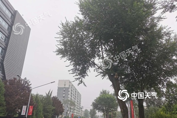 今明天北京西部北部雷阵雨频繁 体感闷热注意防暑