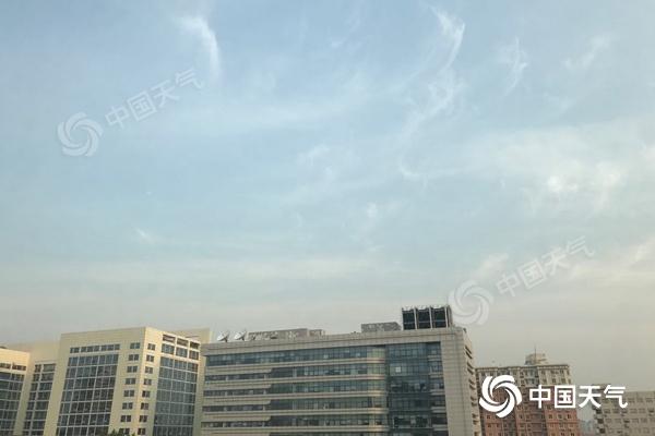 北京今明阳光在线利于返程 昼夜温差仍可达10℃以上