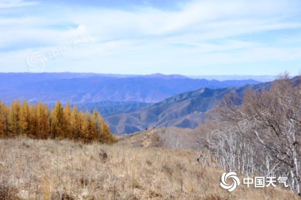 内蒙古今明两天晴好利秋收 后天起雨雪降温沙尘齐袭