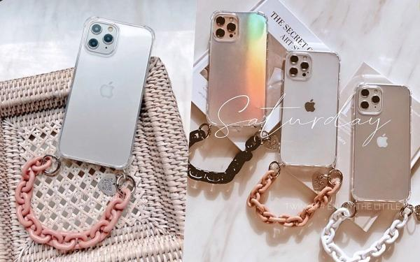 iPhone 13挂绳手机壳推荐TOP10:Topologie、手机背带iPhone专属款都别错过!