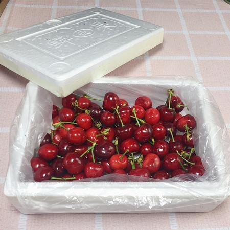 山西美早大樱桃  物美价廉好享受