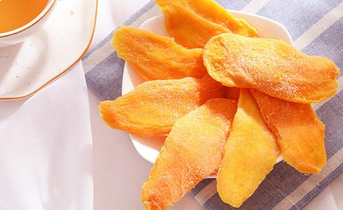 酸甜不腻,这个芒果干好吃到停不下来!