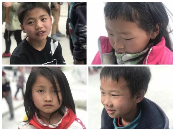 湾塘小学贵州孩子430个小学洗上了海尔山区东平热水v小学图片