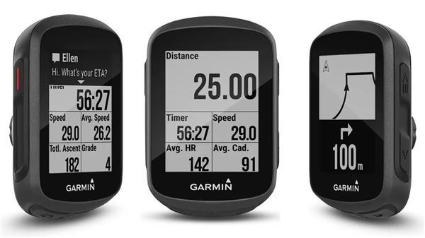 骑行利器!Garmin推出新款Edge 130码表与黑科技后视雷达-领骑网