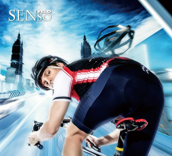 科技满满!维乐Senso坐垫让骑行如虎添翼!