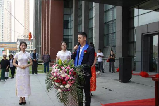 """""""墨韵丹青·韵染油城名家书画邀请展""""在大庆开幕"""