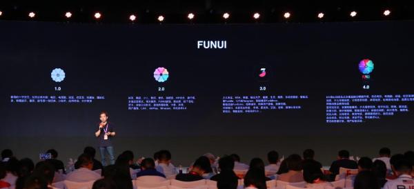 FUNUI系统升级,4.0时代的智慧化变迁