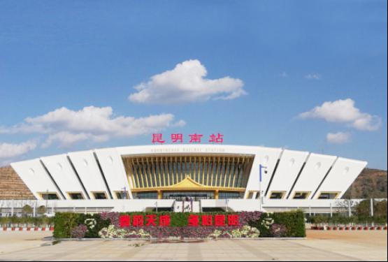 10年88座站房 中铁建设助力中国高铁腾飞
