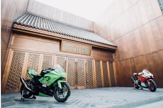 非干文化2018体育赛事发布 中国超级摩托车锦标赛亮相