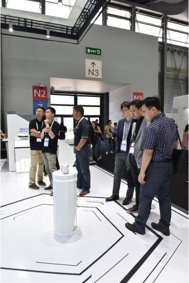 360亮相2018 CES Asia,诠释智能化生活服务