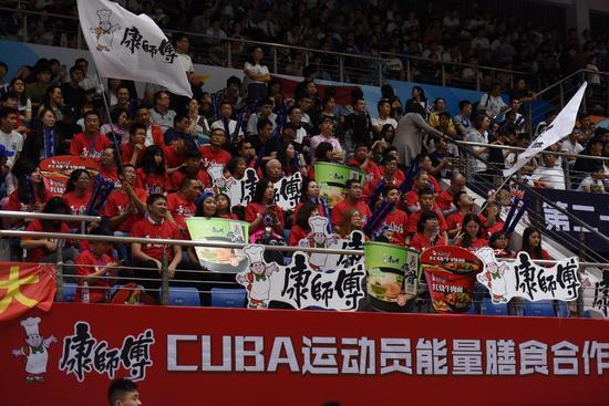 第20届CUBA总决赛圆满落幕,北大卫冕总冠军