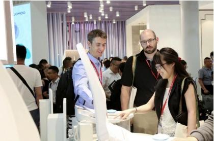 抢镜 2018上海展:九牧阳厨卫一体化引领家居行业转型升级
