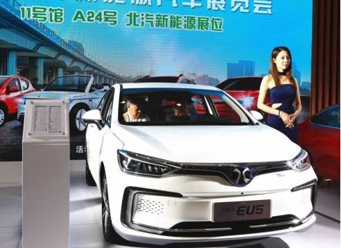 引领行业发展,促进全民绿色出行 北汽新能源豪华阵容参展EVTec China 2018