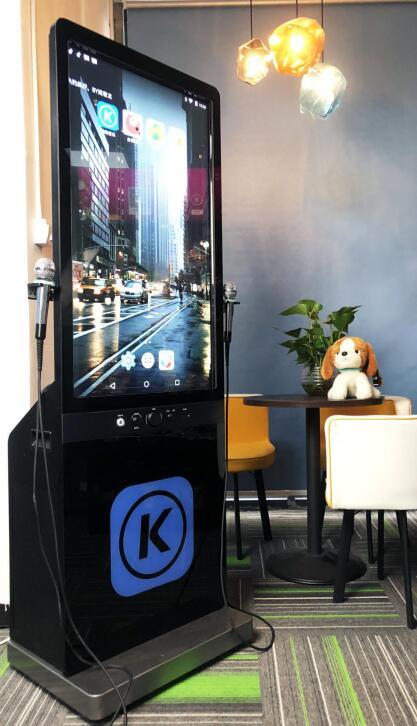 唱K听歌看视频全搞定,酷狗超级K歌机把KTV搬进家庭