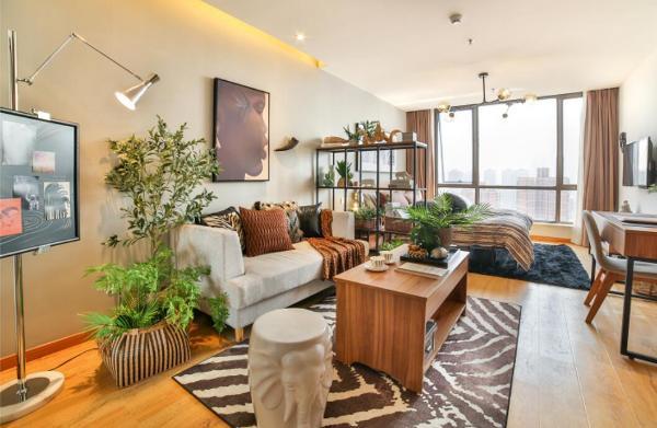 朗诗寓携手西安欧亚学院,探索学生公寓市场