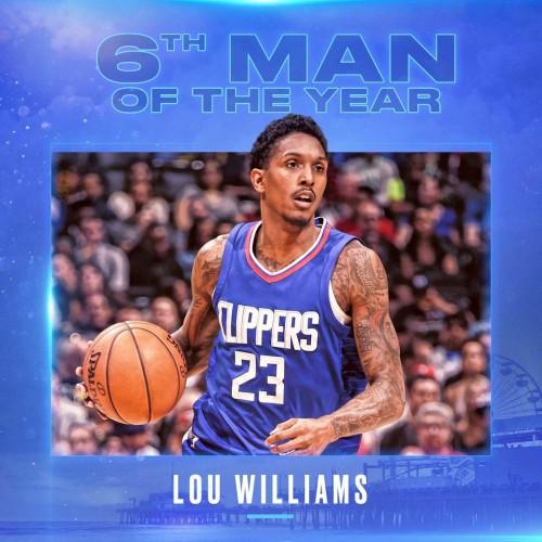 """凭借""""大腿级""""表现,路易斯·威廉姆斯再度斩获最佳第六人"""