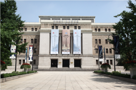 华为手机杯中国围棋甲级联赛在上海音乐厅举行
