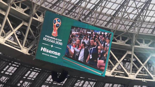 世界杯开门红,海信618缔造球迷狂欢趴