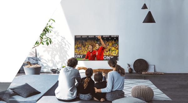 八分之一决赛 索尼电视带你见证黑马奇迹