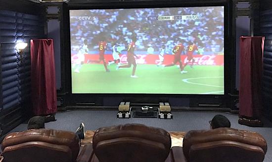 100分钟!影音汇:陪球迷父亲看场世界杯