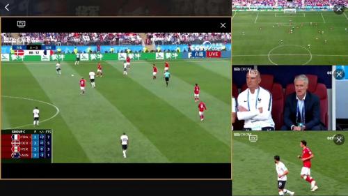C罗梅西内马尔同时比赛你看谁?咪咕视频多屏同看拯救选择困难