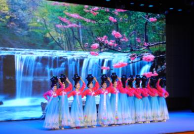 首届海淀西山文化带舞蹈作品展演成功举办