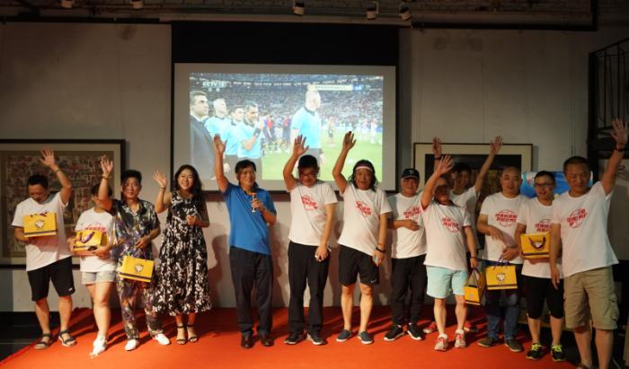 世界杯法国夺冠,这届武汉球迷竟然聚众……